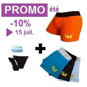 Pack SpermaPause JUST4U