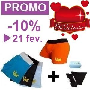 Pack SpermaPause JUST4U